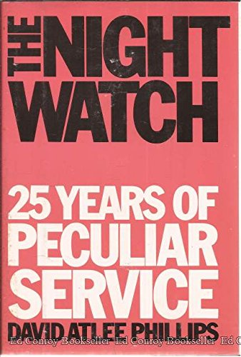 9780689107542: The Night Watch: 25 Years of Peculiar Service