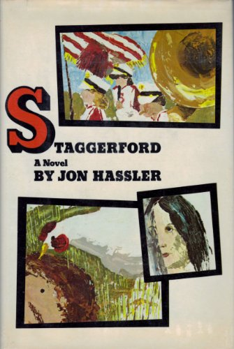Staggerford (SIGNED Plus SIGNED LETTER): Hassler, Jon