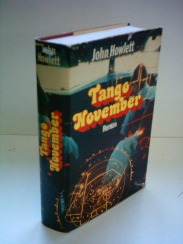 9780689107948: Tango November