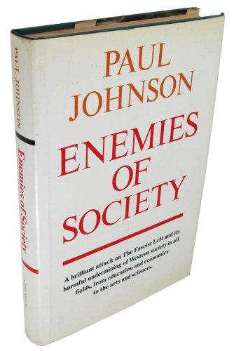 9780689107986: Enemies of society