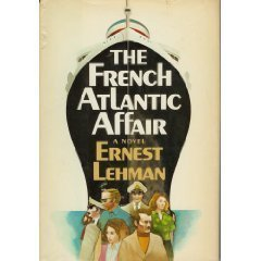 9780689108037: The French Atlantic Affair