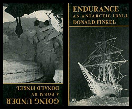 9780689109027: Endurance: An Antarctic idyll