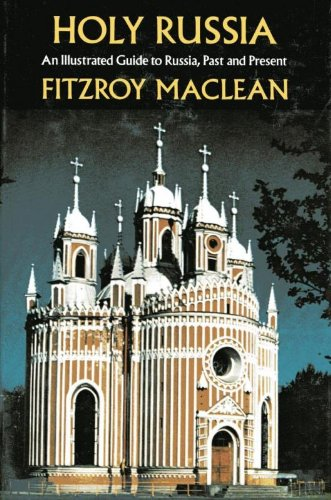 9780689109485: Holy Russia: An Illustrated Guide to Russia Past and Present