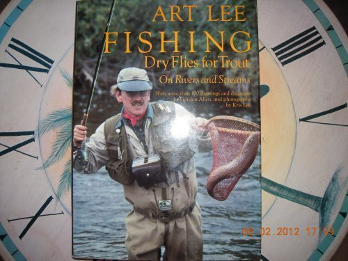 9780689109591: Fishing dry flies for trout on rivers and streams