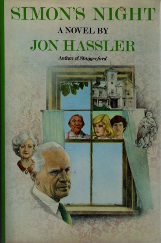 Simon's Night (Signed, First edition): Hassler, Jon