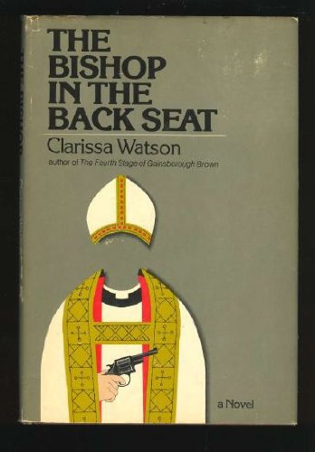 9780689110122: The bishop in the back seat