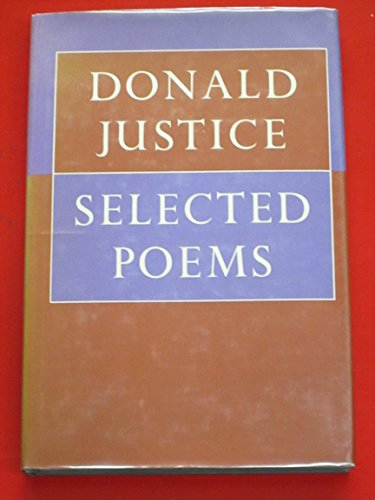 Selected Poems: Justice Donald