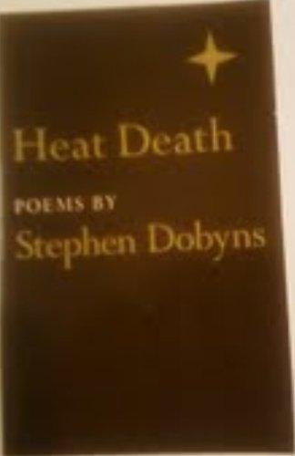 9780689110634: Heat death : poems