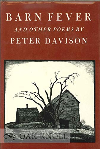 Barn fever and other poems: Peter Davison