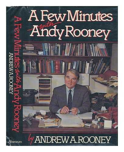 9780689111945: A Few Minutes With Andy Rooney