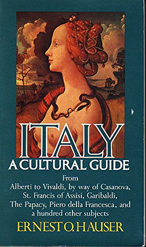 9780689112331: Italy, A Cultural Guide