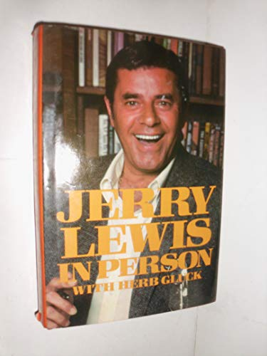 9780689112904: Jerry Lewis: In Person