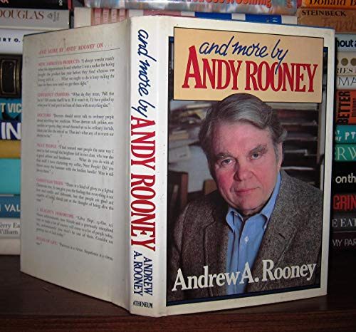 9780689113161: And More by Andy Rooney