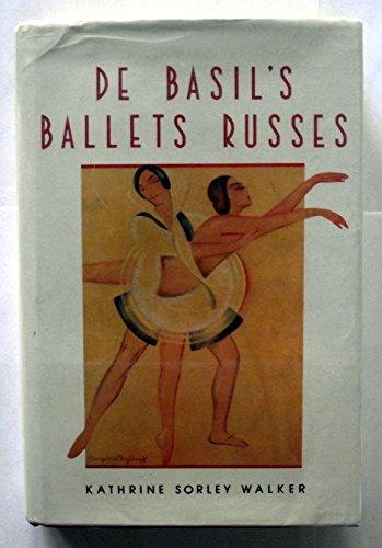 9780689113659: De Basil's Ballets Russes