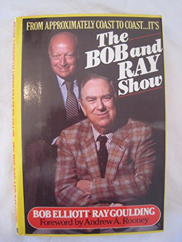 9780689113956: From Approximately Coast to Coast...It's the Bob and Ray Show