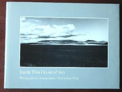 9780689114052: Inside This House of Sky: Photographs of a Western Landscape