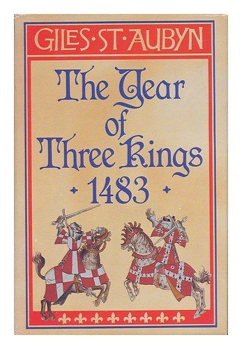 The Year of Three Kings, 1483: St. Aubyn, Giles