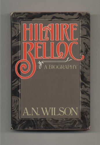 9780689114403: Hilaire Belloc