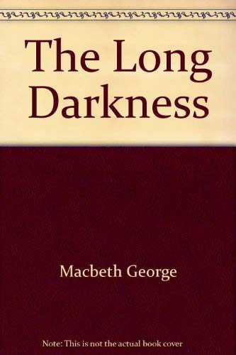 The long darkness: George MacBeth