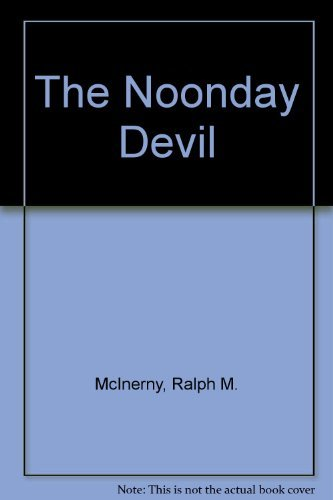 9780689114885: The Noonday Devil