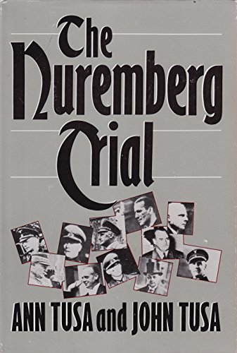 9780689114960: The Nuremberg Trial