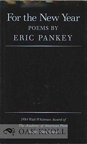 For the New Year: Pankey, Eric