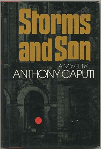 Storms and Son (SIGNED Plus SIGNED NOTE): Caputi, Anthony