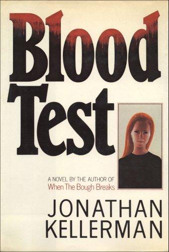 Blood Test: Kellerman, Jonathan