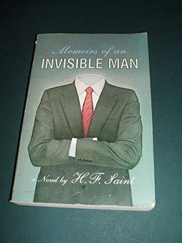 [signed] Memoirs of an Invisible Man (SIGNED)