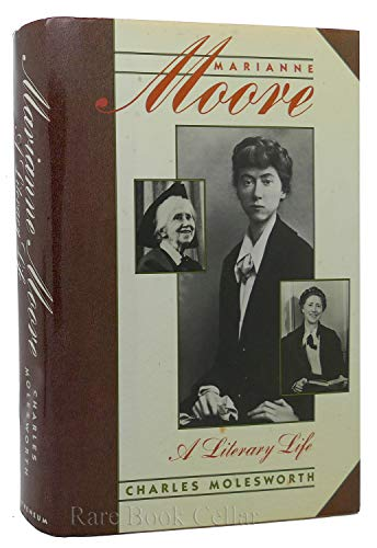 9780689118159: Marianne Moore: A Literary Life