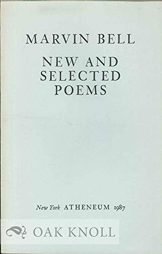 9780689119200: New and Selected Poems