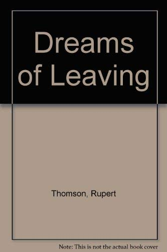 9780689119576: Dreams of Leaving