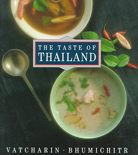 9780689119941: A Taste of Thailand