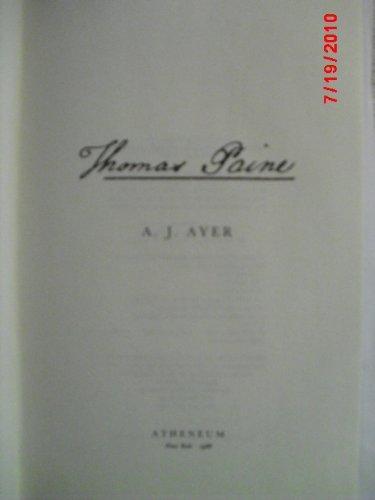 9780689119965: Thomas Paine