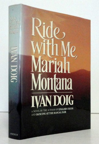 Ride With Me, Mariah Montana (Signed First Print)