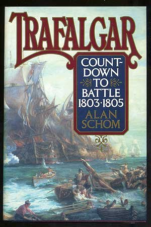 9780689120558: Trafalgar: Countdown to Battle, 1803-1805