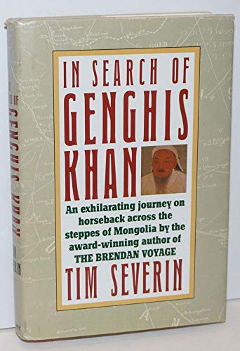 9780689121340: In Search of Genghis Khan