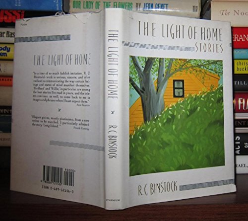 The LIGHT OF HOME: Binstock