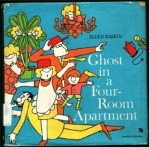 Ghost in a Four-Room Apartment: Raskin, Ellen