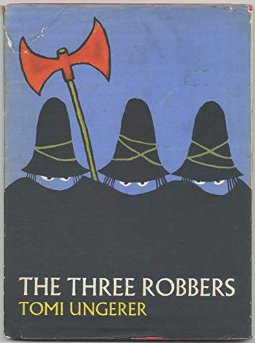 9780689204524: Three Robbers