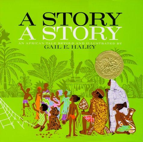 9780689205118: A Story, a Story