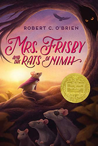 Mrs. Frisby and the rats of Nimh: O'Brien, Robert C.