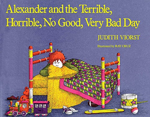 9780689300721: Alexander and the Terrible, Horrible, No Good, Very Bad Day