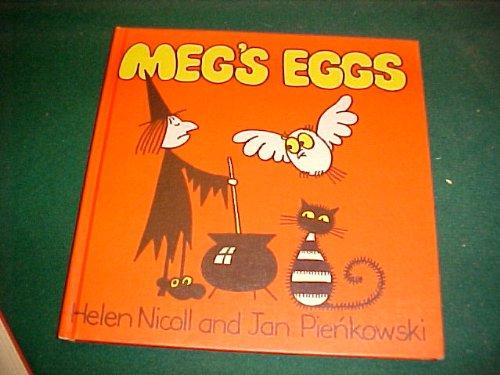 9780689300943: Meg's Eggs,