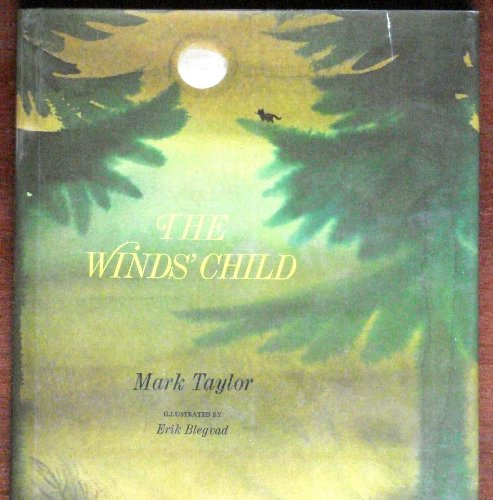 9780689301216: The winds' child