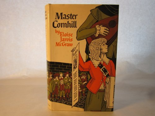 Master Cornhill.: McGraw, Eloise Jarvis