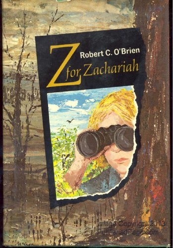 Z FOR ZACHARIAH: O'Brien, Robert C.