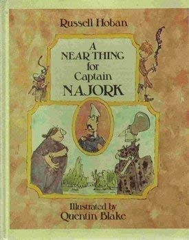 A Near Thing for Captain Najork.: Hoban, Russell