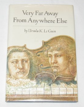 Very Far Away from Anywhere Else: Ursula K. Le Guin