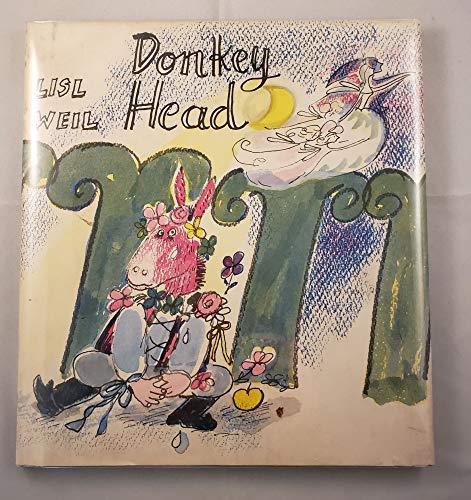 Donkey head: Lisl Weil